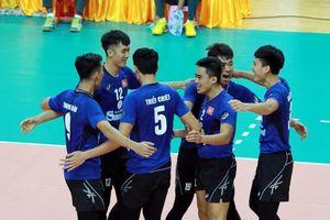 Vào bán kết giải bóng chuyền nam châu Á, Khánh Hòa làm nên lịch sử