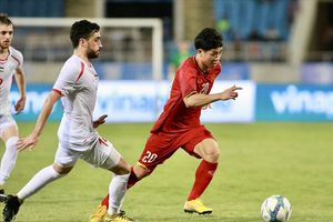 Công Phượng giải tỏa cả đống áp lực ở U23 Việt Nam