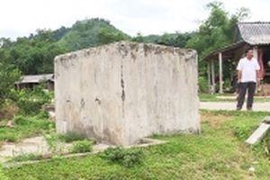 Hàng loạt công trình nước sạch ở Quảng Trị bị bỏ hoang