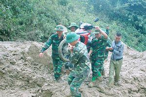 13 người chết và mất tích do sạt lở đất tại Phong Thổ