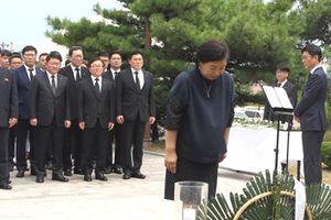 Chủ tịch Hyundai thăm Triều Tiên sau 4 năm