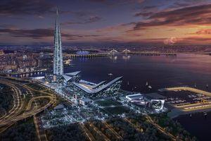 Tòa nhà cao nhất Châu Âu sắp hoàn thành
