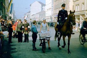 Ảnh độc: Nước Đức những năm 50 có gì đặc biệt?