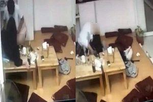 Vụ quan hệ trong quán trà sữa: Người đăng clip là ai?