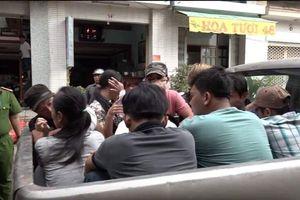 Tóm hơn 60 người nghi dùng ma túy ở loạt khách sạn ở TP HCM