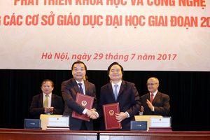 Ký kết 23 thỏa thuận và điều ước quốc tế trong lĩnh vực GD&ĐT