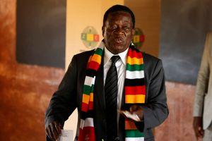 Tổng thống Zimbabwe tái đắc cử