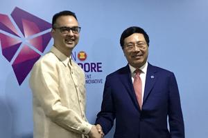 Thúc đẩy trao đổi, tìm hiểu các cơ hội hợp tác giữa Việt Nam và Philippines