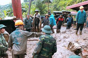 15 người bị thương vong do sạt lở đất ở Lai Châu