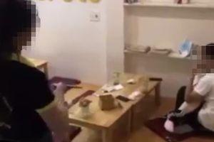Quản lý cửa hàng trà sữa lên tiếng vụ cặp đôi bị tung clip 'nóng'