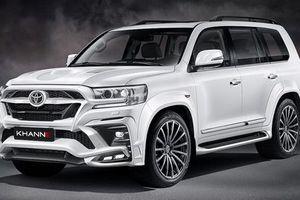 Bản xe độ Toyota Land Cruiser 'siêu ngầu' chỉ với 202 triệu