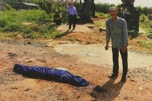 Sát hại vợ rồi đem xác phi tang ở nghĩa trang