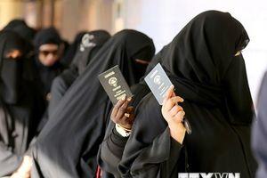 Phụ nữ ở Kuwait đã được trao đầy đủ các quyền chính trị