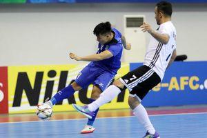 Thua ngược đội bóng Iraq, Thái Sơn Nam bị dồn vào chân tường