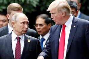 Sẽ có phim tài liệu về ảnh hưởng của ông Putin đối với Trump