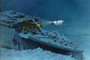 'Soi' lại lịch sử 12 con tàu chìm bí ẩn dưới đáy đại dương
