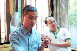 Gặp gỡ kỹ sư Lê Anh Tuấn - người mang smartphone đến với thế giới khiếm thị