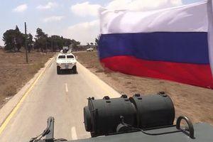 Quân cảnh Nga dằn mặt phe thánh chiến trên Cao nguyên Golan