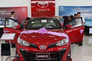 Toyota Thái Nguyên: Ra mắt hai dòng sản phẩm mới