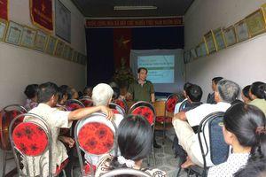 Huế: Tập huấn sử dụng thuốc bảo vệ thực vật an toàn, hiệu quả cho nông dân