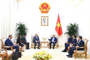 Việt Nam-Hoa Kỳ thúc đẩy quan hệ thương mại và đầu tư