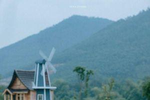 Phát hiện phim trường sống ảo đẹp 'rụng tim' ngay ở Thái Nguyên, check-in quên luôn lối về