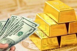 Giá vàng hôm nay (4/8): USD tăng kịch trần, vàng chưa thoát đáy