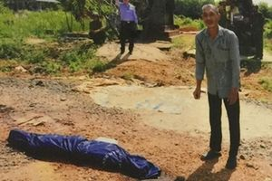 Ghen tông, sát hại vợ, phi tang xác ở nghĩa trang
