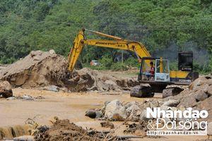 Yên Bái vẫn tiềm ẩn nguy cơ sạt lở đất sau mưa lũ