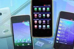 Ngỡ ngàng với 5 điện thoại thông minh đang có ở Triều Tiên