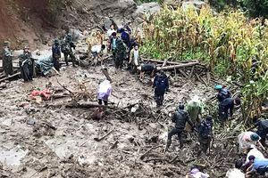 Bản làng tang thương sau mưa lũ ở Lai Châu