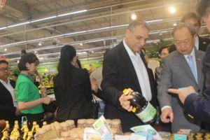 Bộ trưởng Thương Mại Thái Lan: Nhiều nông sản Việt có thế mạnh xuất khẩu sang thị trường Thái