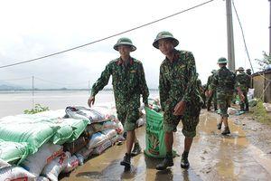 Tập trung khôi phục sản xuất và ổn định đời sống nhân dân vùng ngập lụt