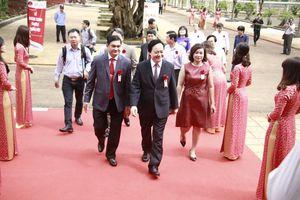 Bộ trưởng Phùng Xuân Nhạ dự khánh thành trường tư thục Tây Nguyên