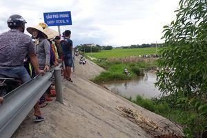 Cháu bé 2 tuổi ở Quảng Nam bất ngờ mất tích