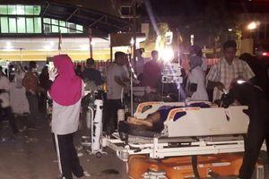 Indonesia: Động đất mạnh 6,9 độ Richter gây cảnh báo sóng thần