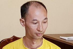 Bắt người đàn ông Trung Quốc bị truy nã