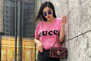 Dàn sao Việt mặc gì để nổi bật khi xuống phố tuần qua?