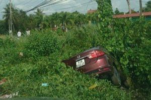 Đình chỉ công tác Thượng úy CSGT gây tai nạn giao thông làm chết 2 người