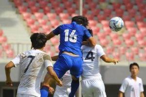 U23 Thái Lan thua tan nát trước đội U19 Hàn Quốc