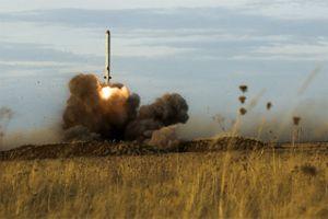 Iskander-M - 'sát thủ diệt hạm' mới của Quân đội Nga