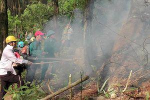 Nhớ mãi lần trắng đêm cứu rừng Cao Sơn