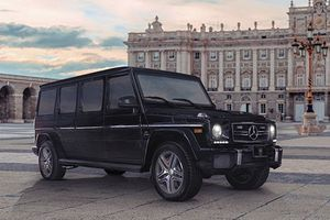 Siêu Mercedes-Benz G63 bọc thép, chống đạn giá 28 tỷ đồng