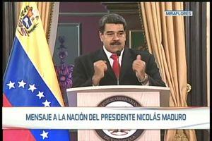 Tổng thống Venezuela lên tiếng sau khi bị ám sát hụt