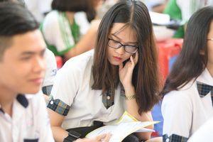 Học viện Nông nghiệp Việt Nam công bố điểm trúng tuyển