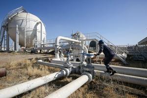 Ngành dầu mỏ Mỹ nguy cơ 'chới với' vì cuộc chiến thương mại