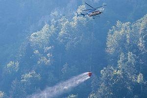 Rơi máy bay ở Thụy Sĩ, 4 người trong gia đình thiệt mạng