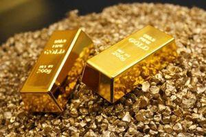 Giá vàng giảm 70 nghìn đồng/lượng