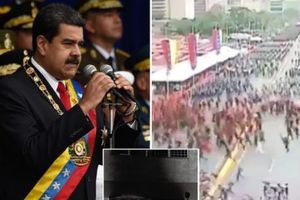 Venezuela: Tổng thống bị ám sát hụt bởi 2 máy bay không người lái gắn thuốc nổ