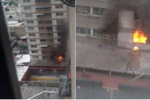 Vụ ám sát Tổng thống Venezuela: Một báy bay không người lái bị bắn hạ